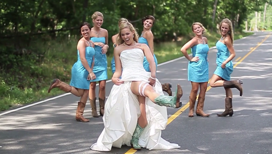 Awesome wedding videos with Reagan Studios